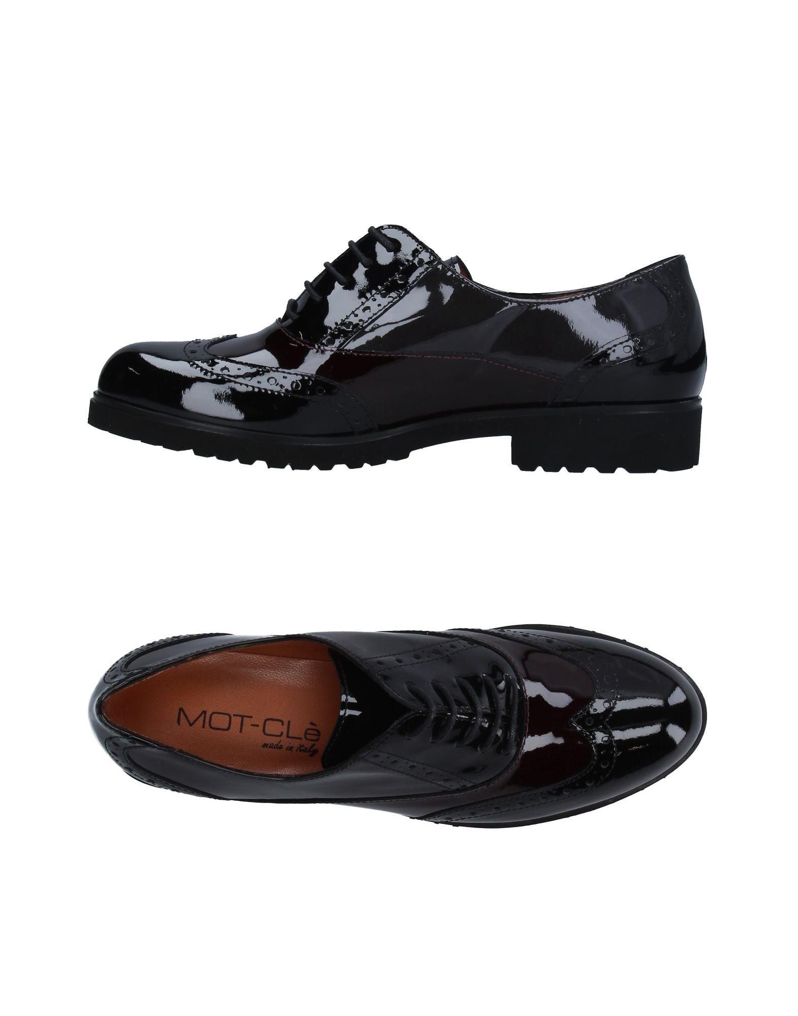 MOT-CLè Обувь на шнурках mystery mot 3333