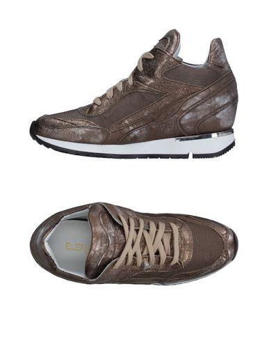 Высокие кеды и кроссовки ELENA IACHI 11260316LP