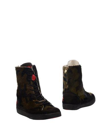 zapatillas ISHIKAWA Botines de ca?a alta mujer