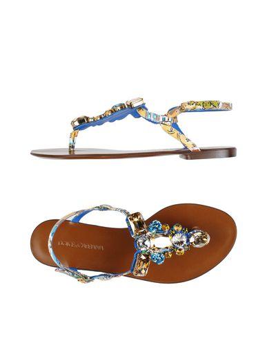 Imagen principal de producto de DOLCE & GABBANA - CALZADO - Sandalias de dedo - Dolce&Gabbana