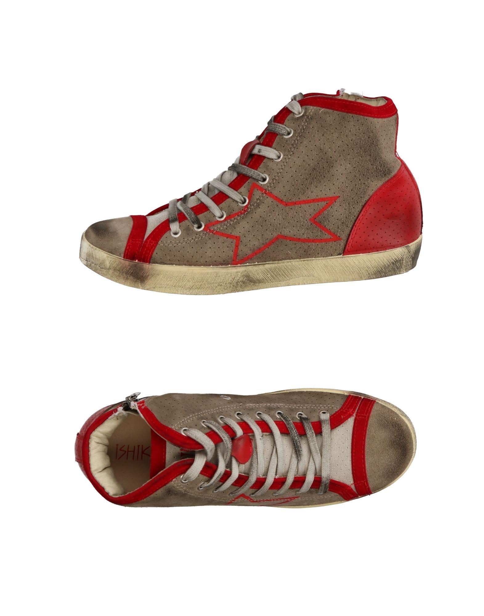 ISHIKAWA Высокие кеды и кроссовки кеды кроссовки высокие dc council mid tx stone camo