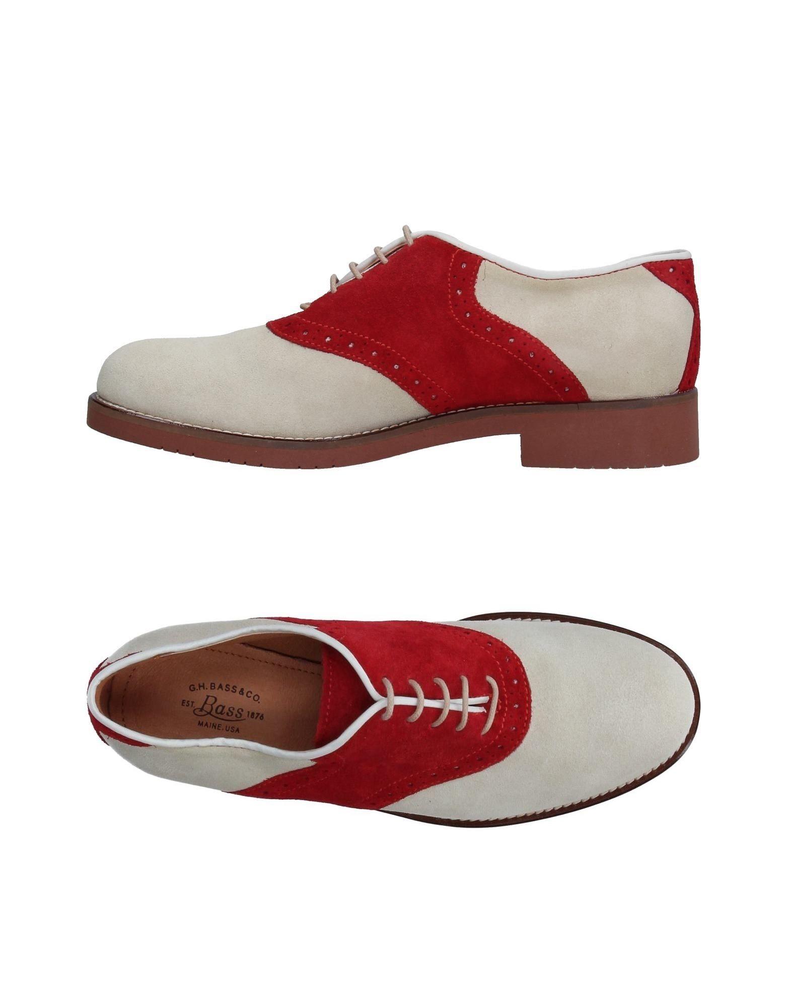 купить G.H. BASS & CO Обувь на шнурках дешево