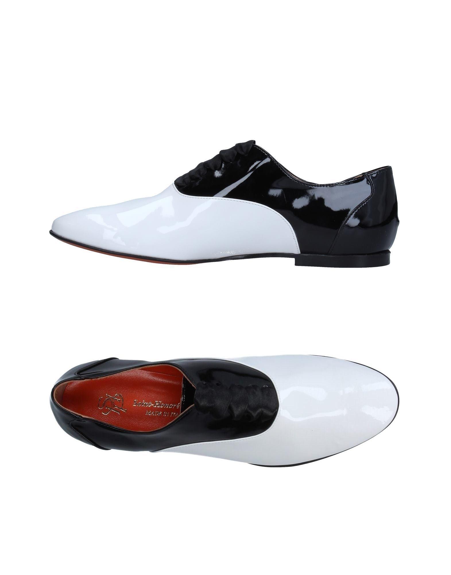 SAINT-HONORÉ PARIS SOULIERS Обувь на шнурках solovière paris обувь на шнурках