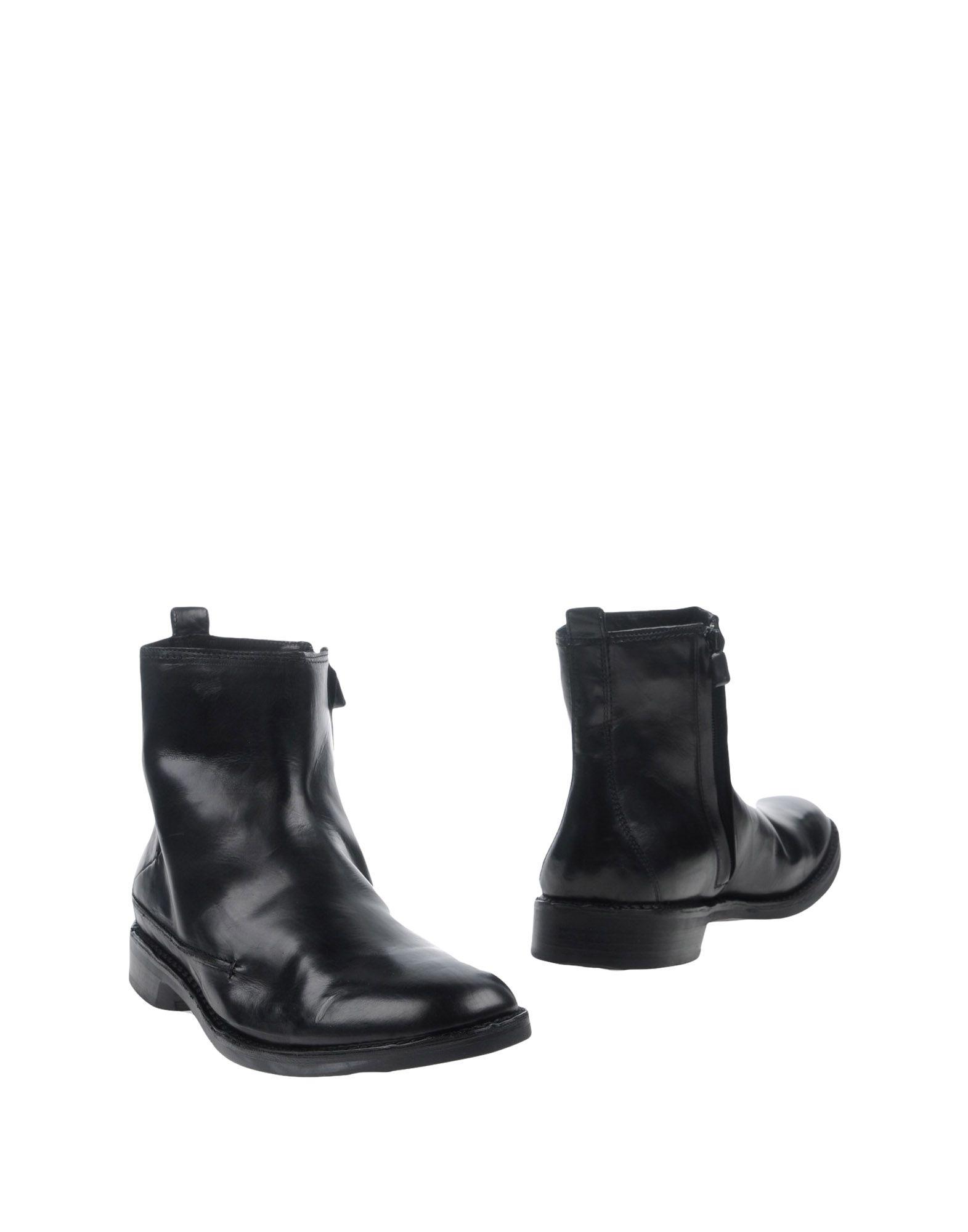 COSTUME NATIONAL HOMME Полусапоги и высокие ботинки цены онлайн