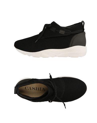 Низкие кеды и кроссовки от CASBIA