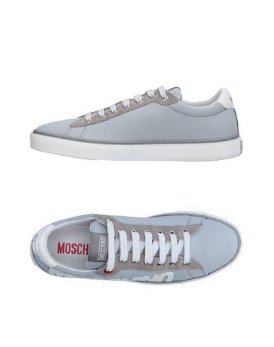 Низкие кеды и кроссовки MOSCHINO 11261612XC