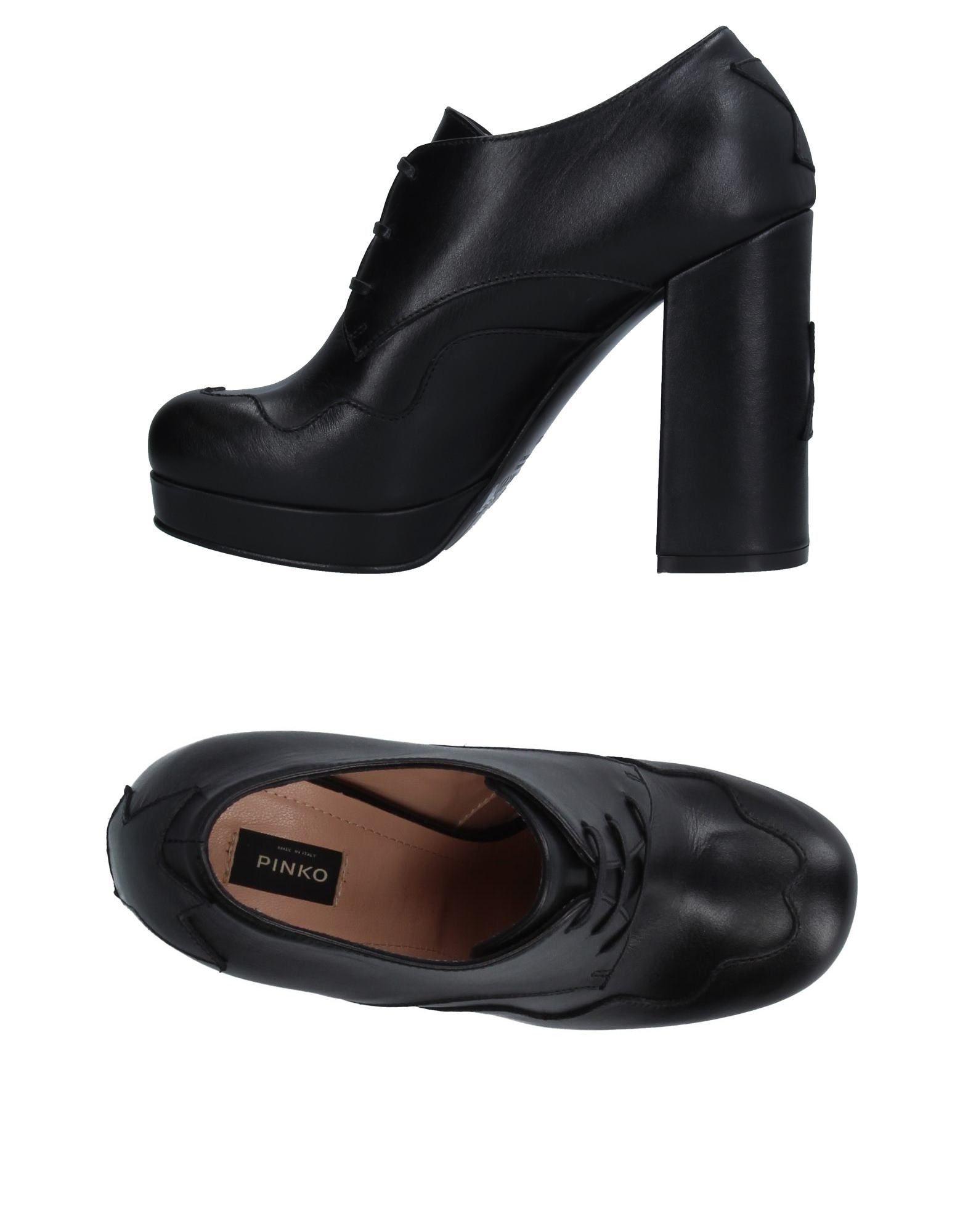 PINKO Обувь на шнурках сандалии ия 2017 круглый нос летняя обувь кожаная обувь обувь с пряжечной кожаная обувь