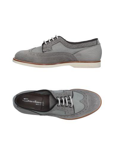 Обувь на шнурках SANTONI 11262763WT