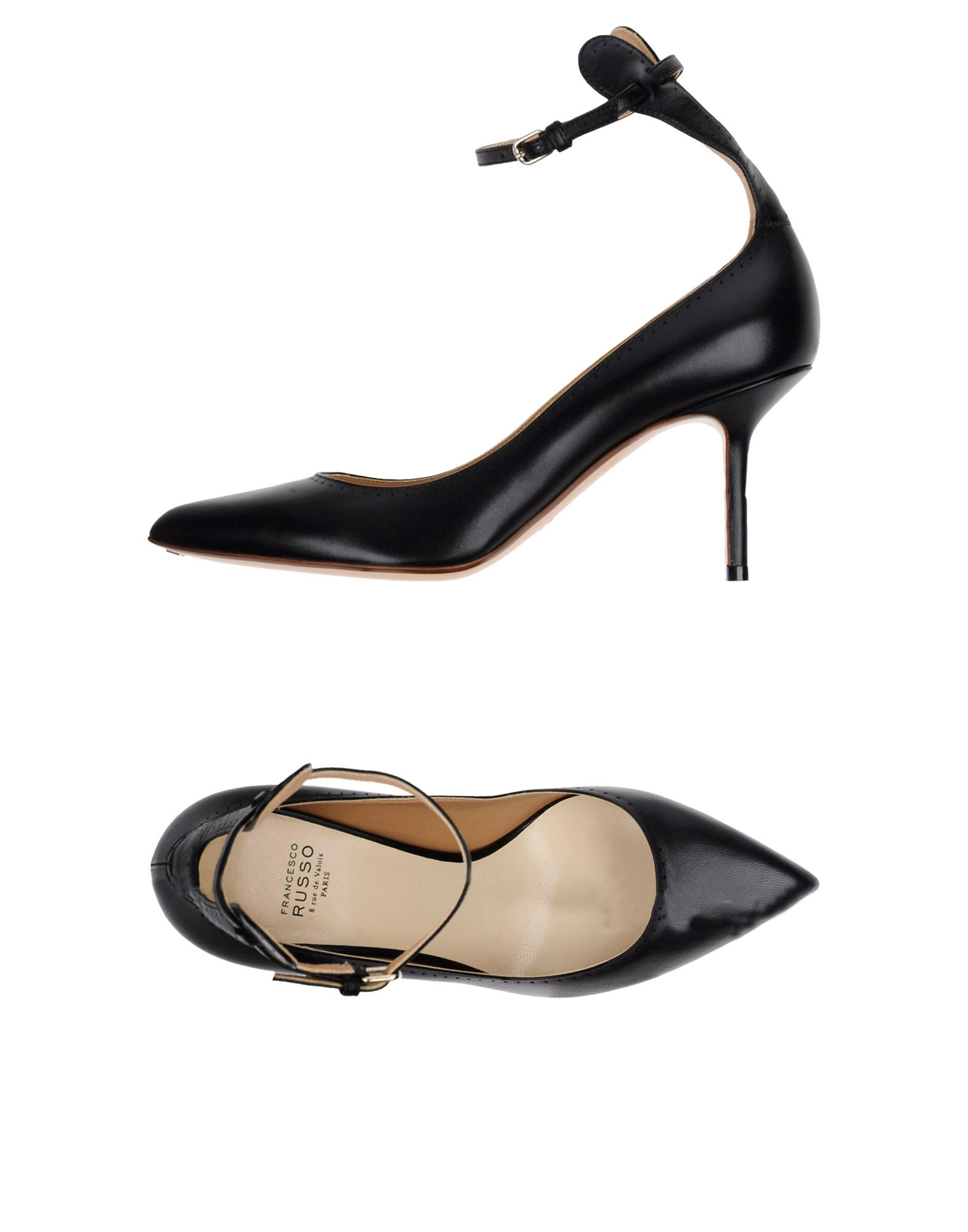 где купить  FRANCESCO RUSSO Туфли  по лучшей цене