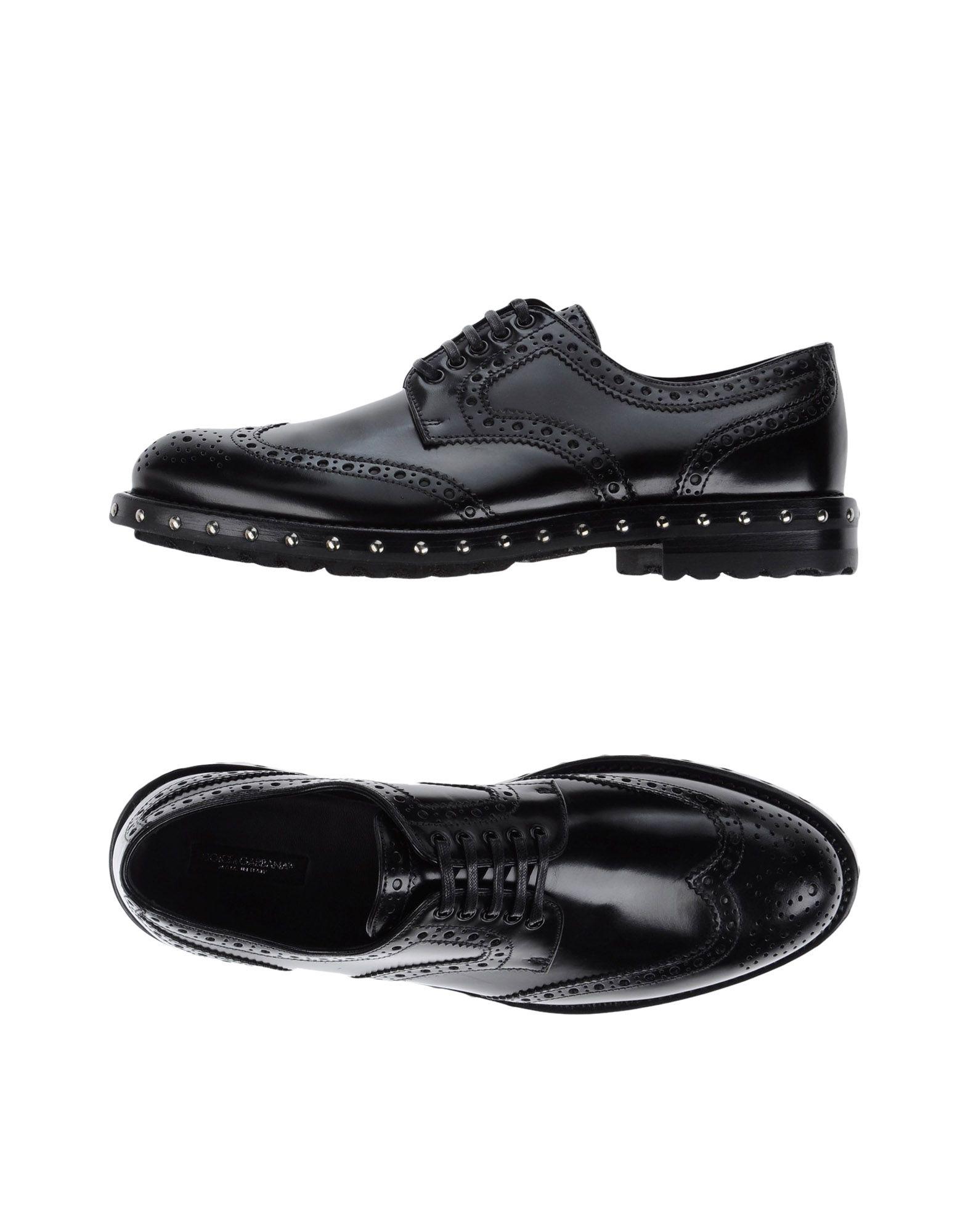 DOLCE & GABBANA Обувь на шнурках спортивная обувь dolce and gabbana 2015