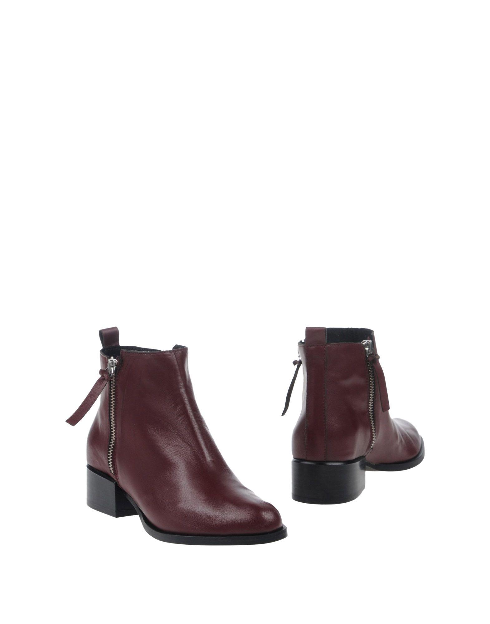 CANTARELLI Полусапоги и высокие ботинки цены онлайн