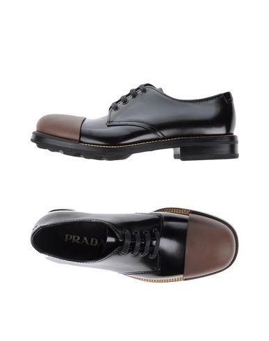 Обувь на шнурках PRADA 11263671LR