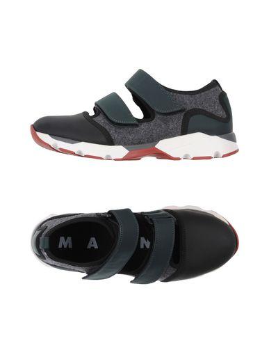 Низкие кеды и кроссовки MARNI 11263699WB