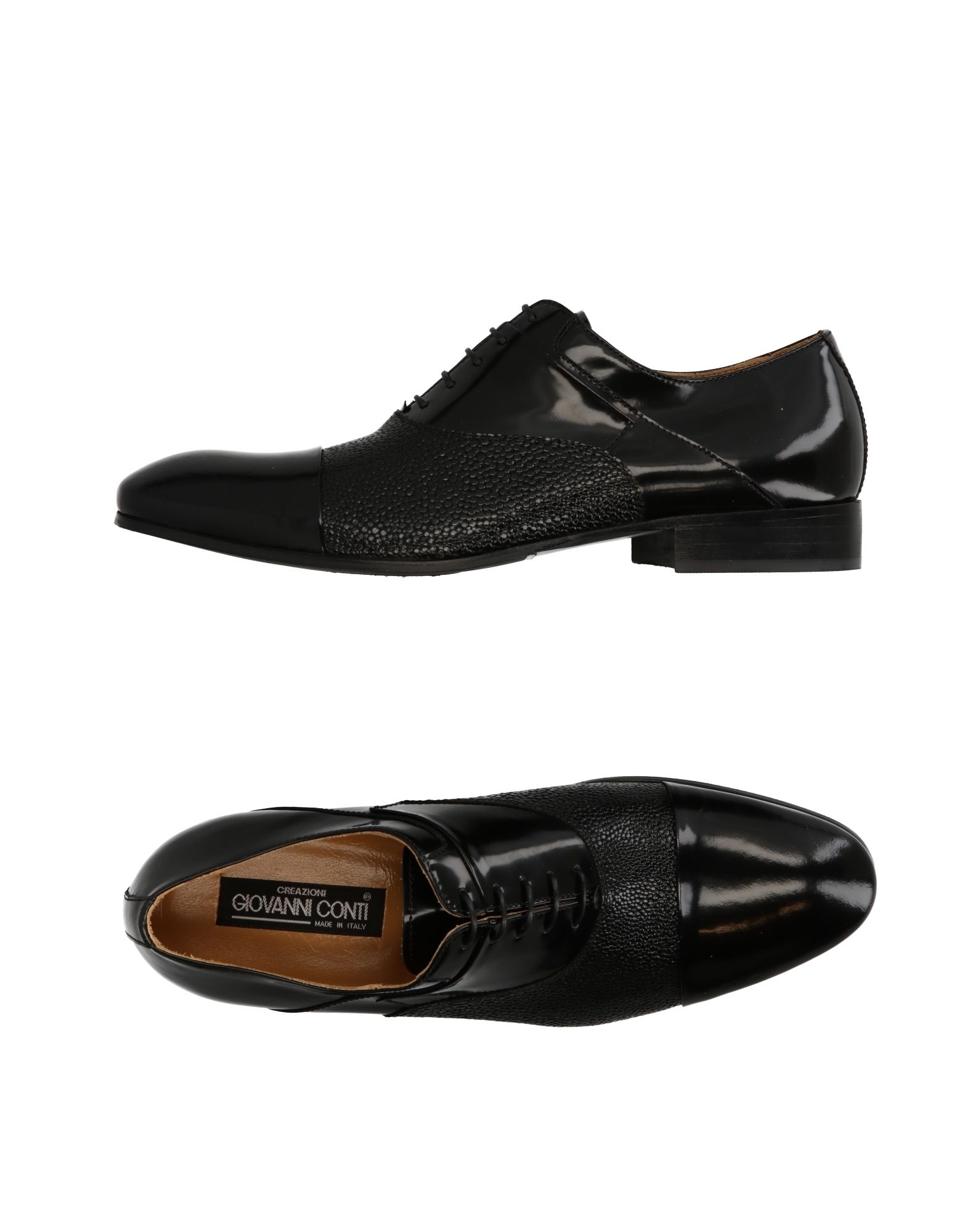где купить CREAZIONI GIOVANNI CONTI Обувь на шнурках по лучшей цене