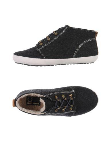 zapatillas FRED PERRY Sneakers abotinadas mujer