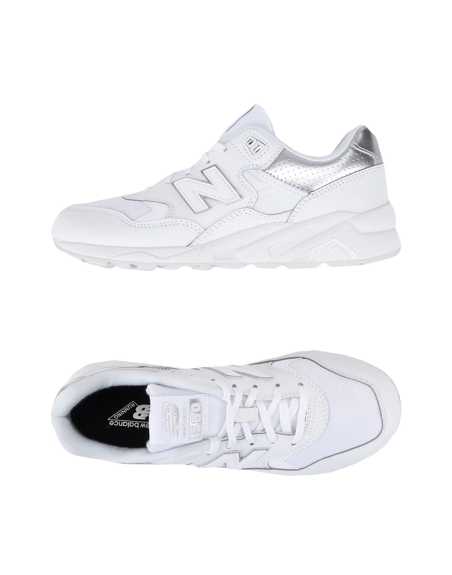 NEW BALANCE Низкие кеды и кроссовки new balance nb wrt580we 580 женских моделей спортивной обуви ретро обувь подушке кроссовки кроссовки us6 5 ярдов 37 ярдов