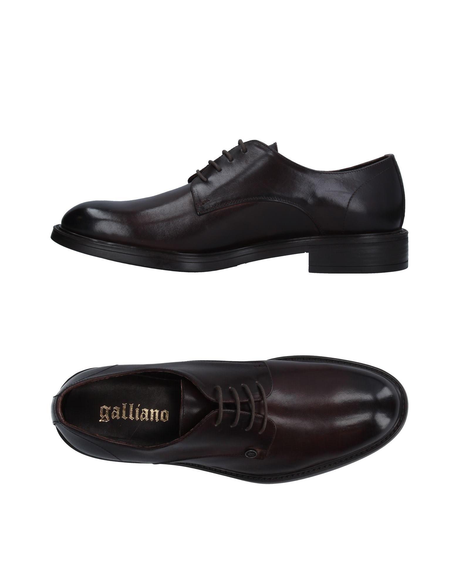 GALLIANO Обувь на шнурках обувь ламода