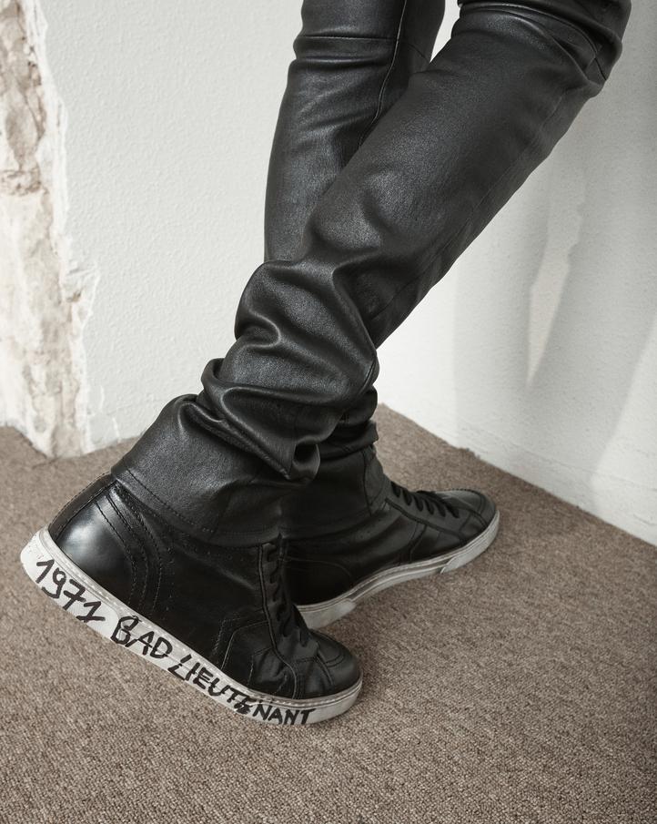 Joe mid-top sneakers - Black Saint Laurent ijcyaGaMP