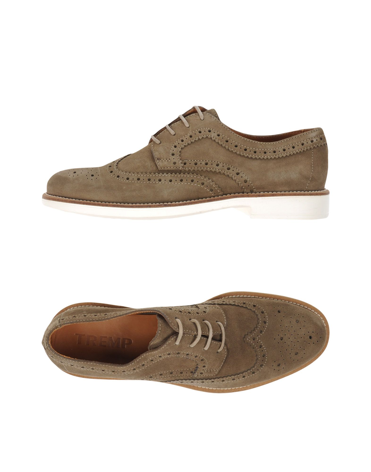 TREMP Обувь на шнурках цены онлайн