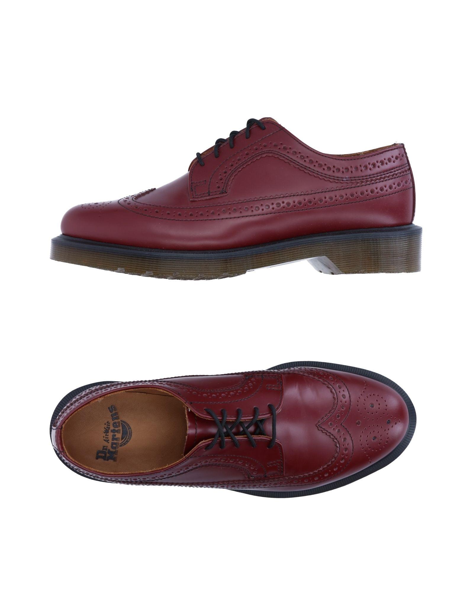 DR. MARTENS Обувь на шнурках dr martens мокасины