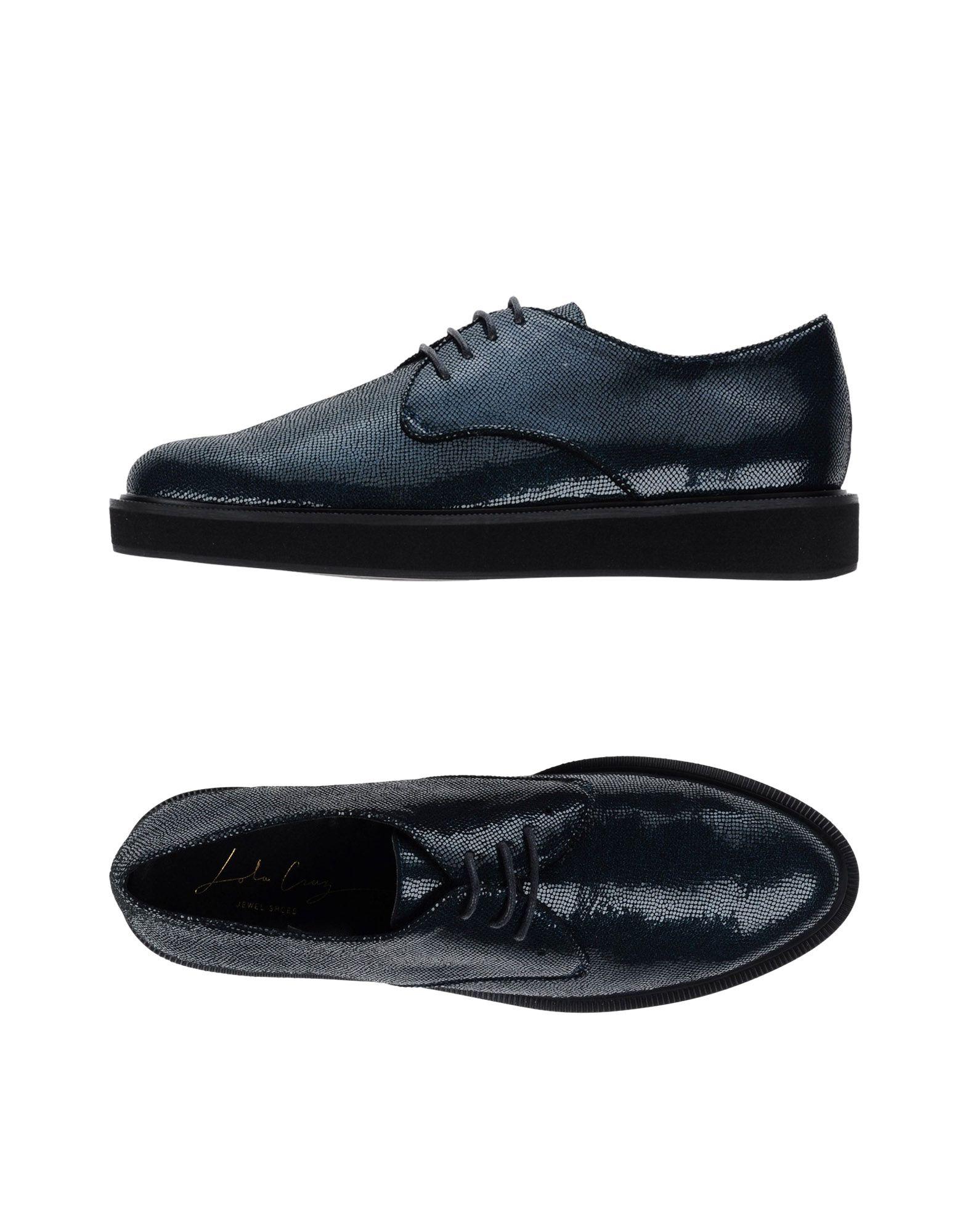 LOLA CRUZ Обувь на шнурках босоножки lola cruz босоножки