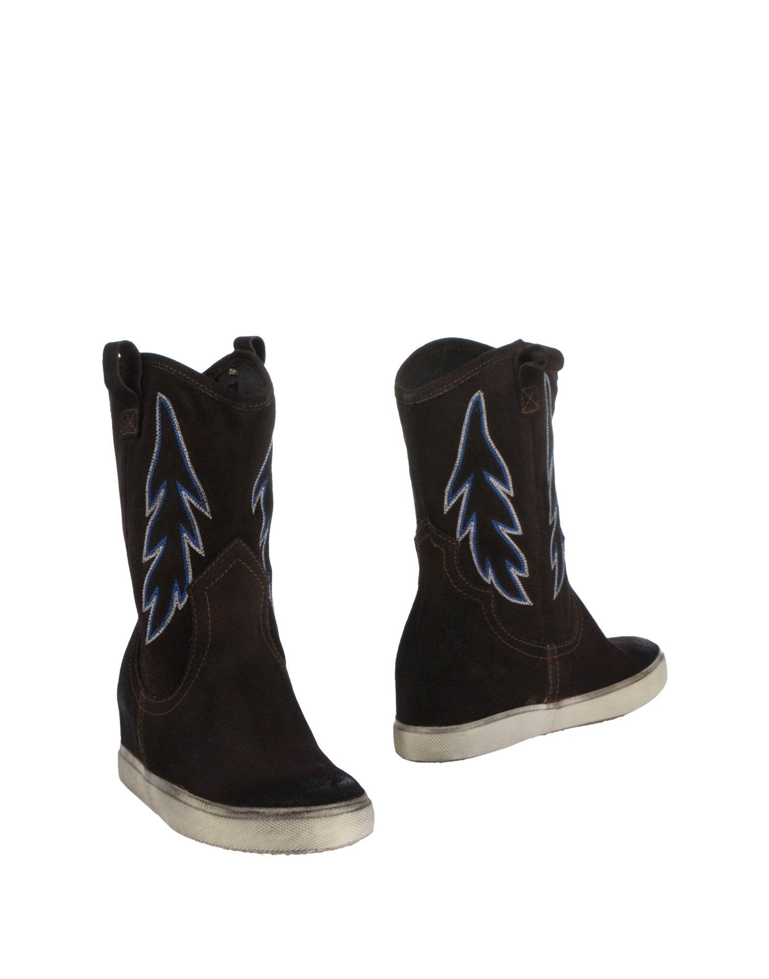 PAUSE Полусапоги и высокие ботинки цены онлайн