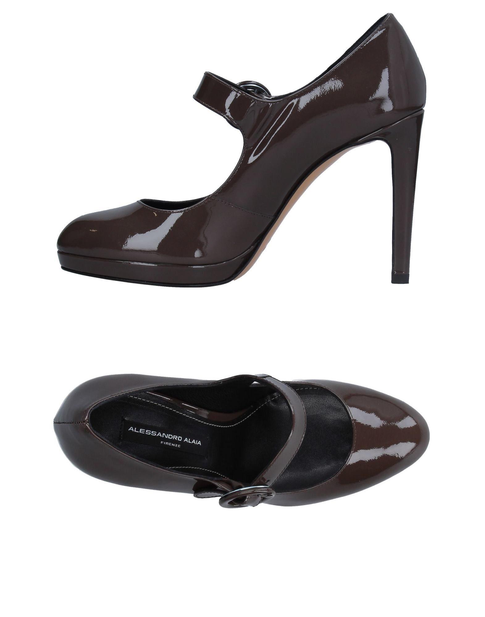 ALESSANDRO ALAIA® Firenze Туфли цены онлайн