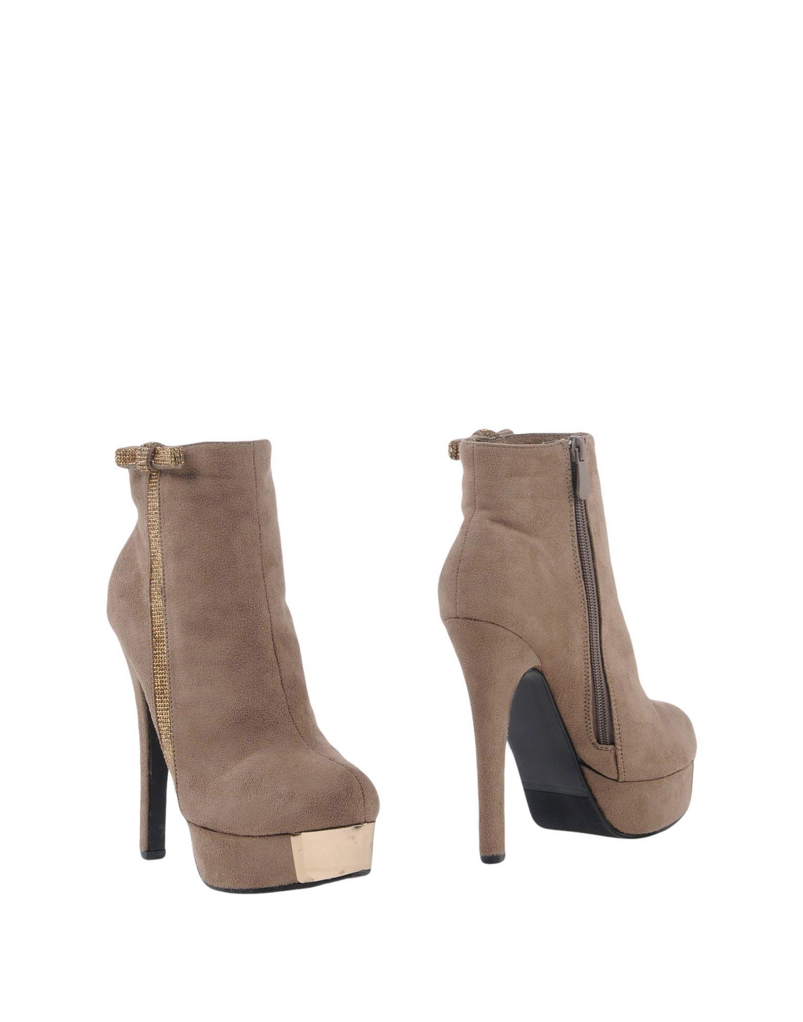 DIAMANTIQUE Полусапоги и высокие ботинки