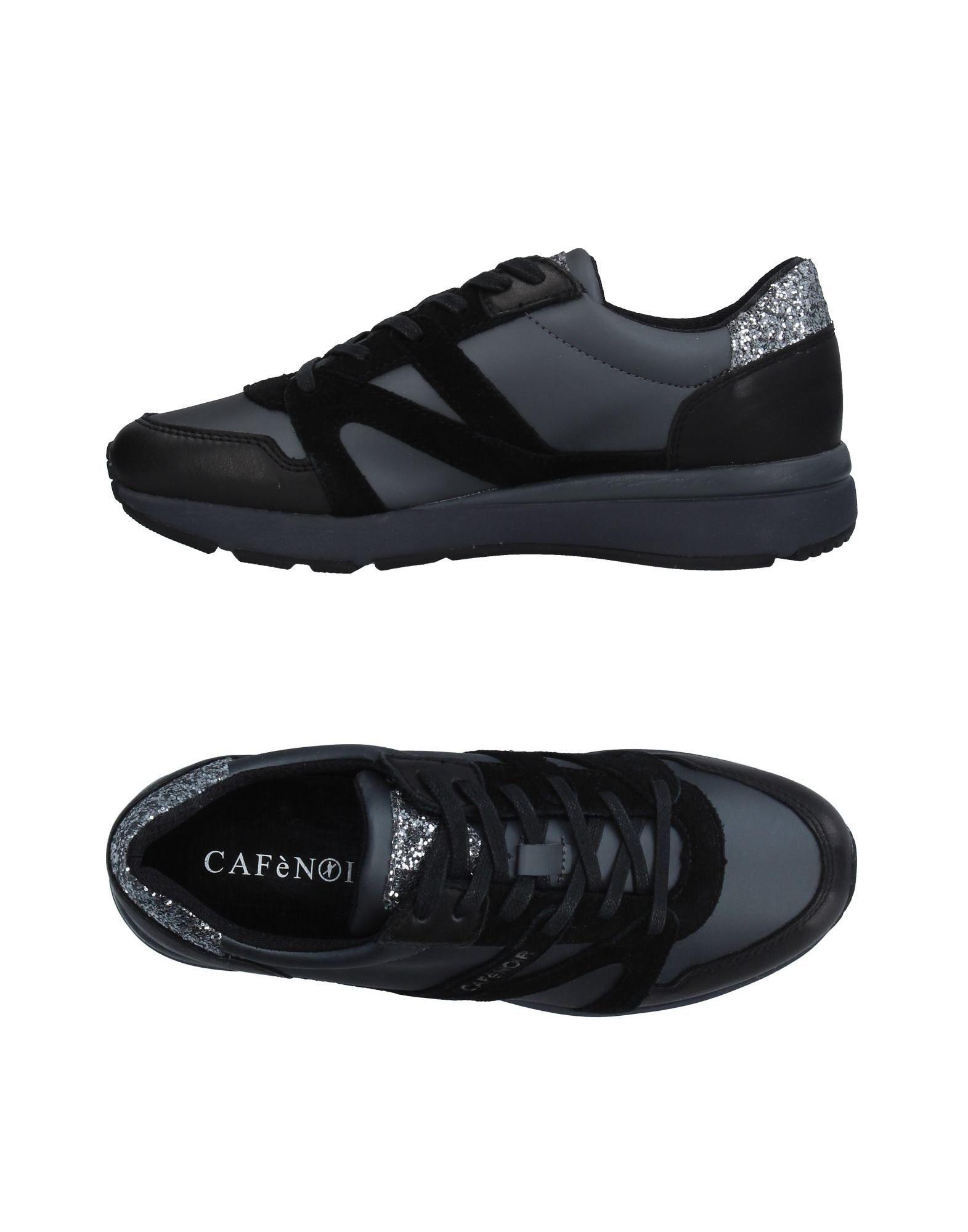 CAFèNOIR Низкие кеды и кроссовки цены онлайн