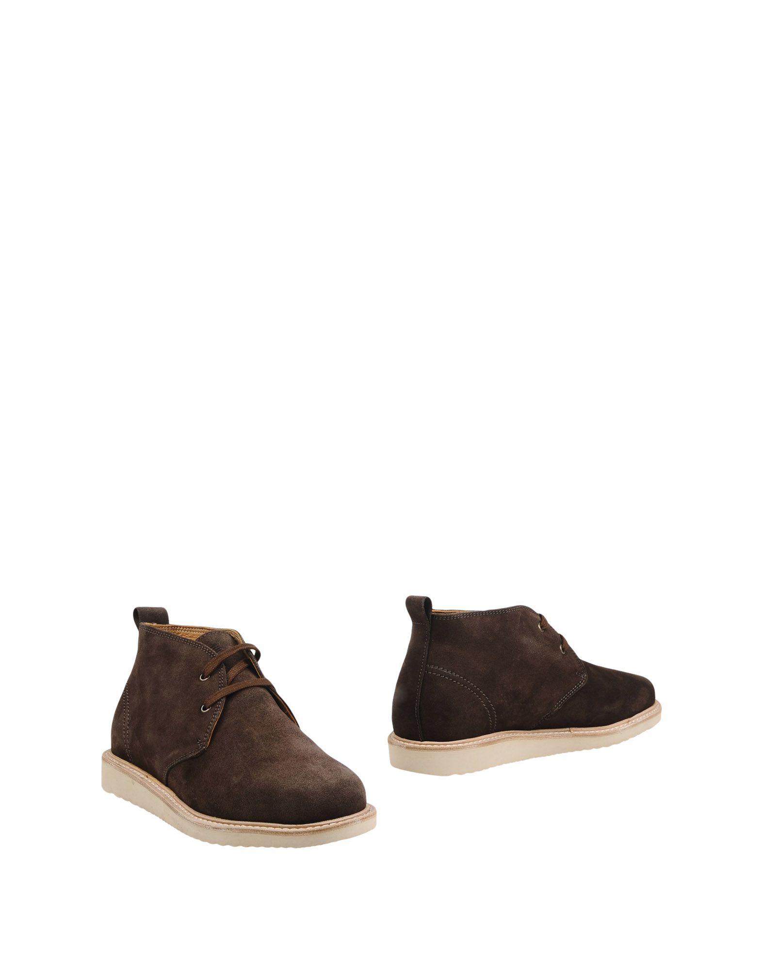 BASE Полусапоги и высокие ботинки