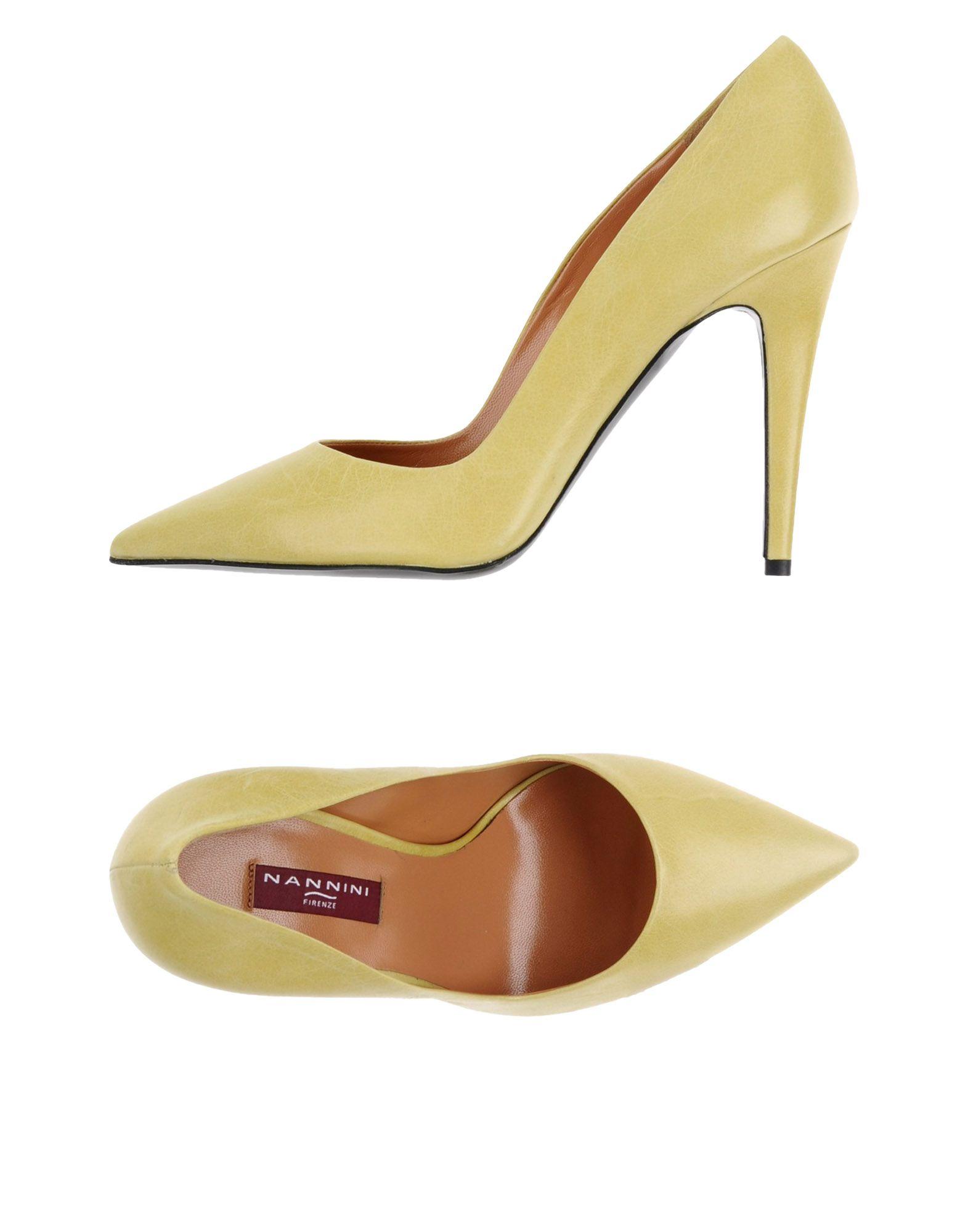 NANNINI Туфли цены онлайн