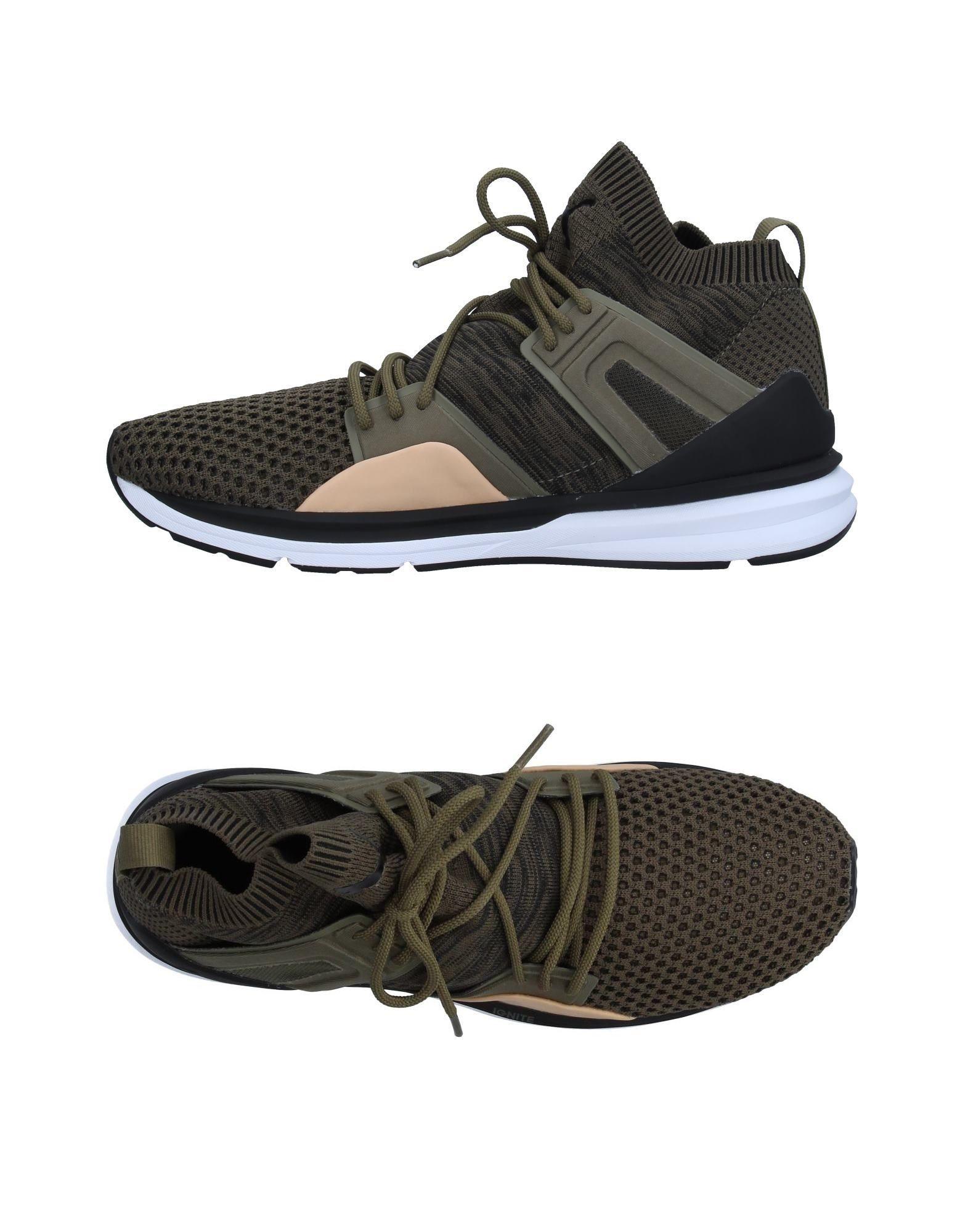 PUMA Высокие кеды и кроссовки native высокие кеды и кроссовки