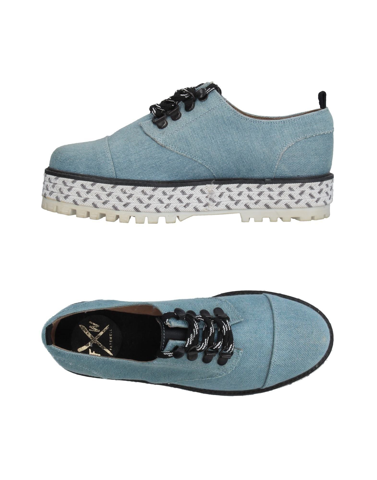 цены на FAREWELL  FOOTWEAR Обувь на шнурках в интернет-магазинах