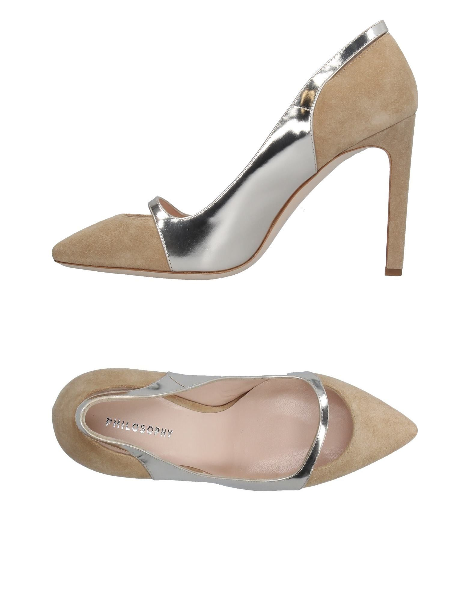 PHILOSOPHY di ALBERTA FERRETTI Туфли цены онлайн
