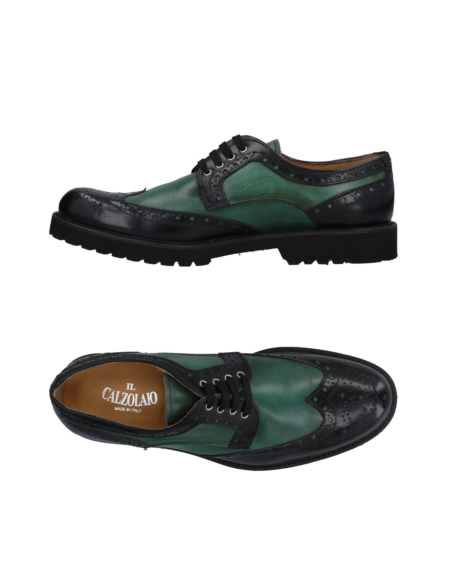 IL CALZOLAIO Обувь на шнурках футболка il gufo il gufo il003ebrho84
