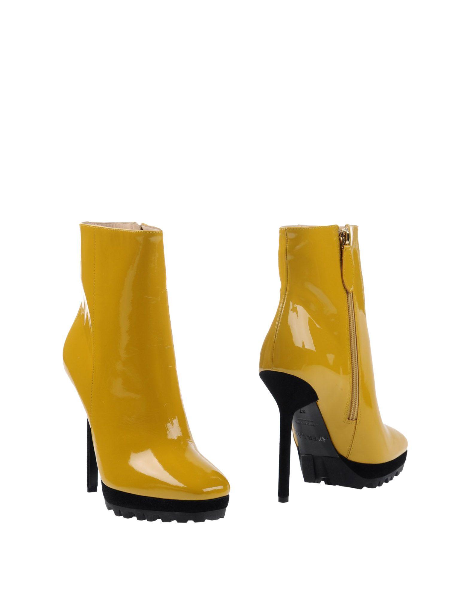 APERLAI Полусапоги и высокие ботинки цены онлайн