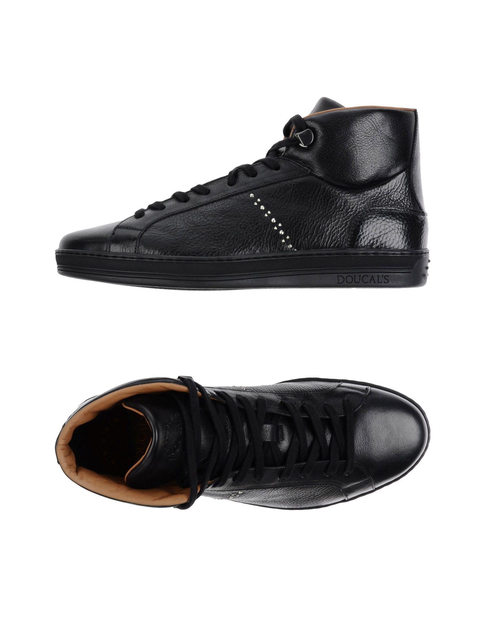 DOUCAL'S Высокие кеды и кроссовки pierre hardy высокие кеды и кроссовки