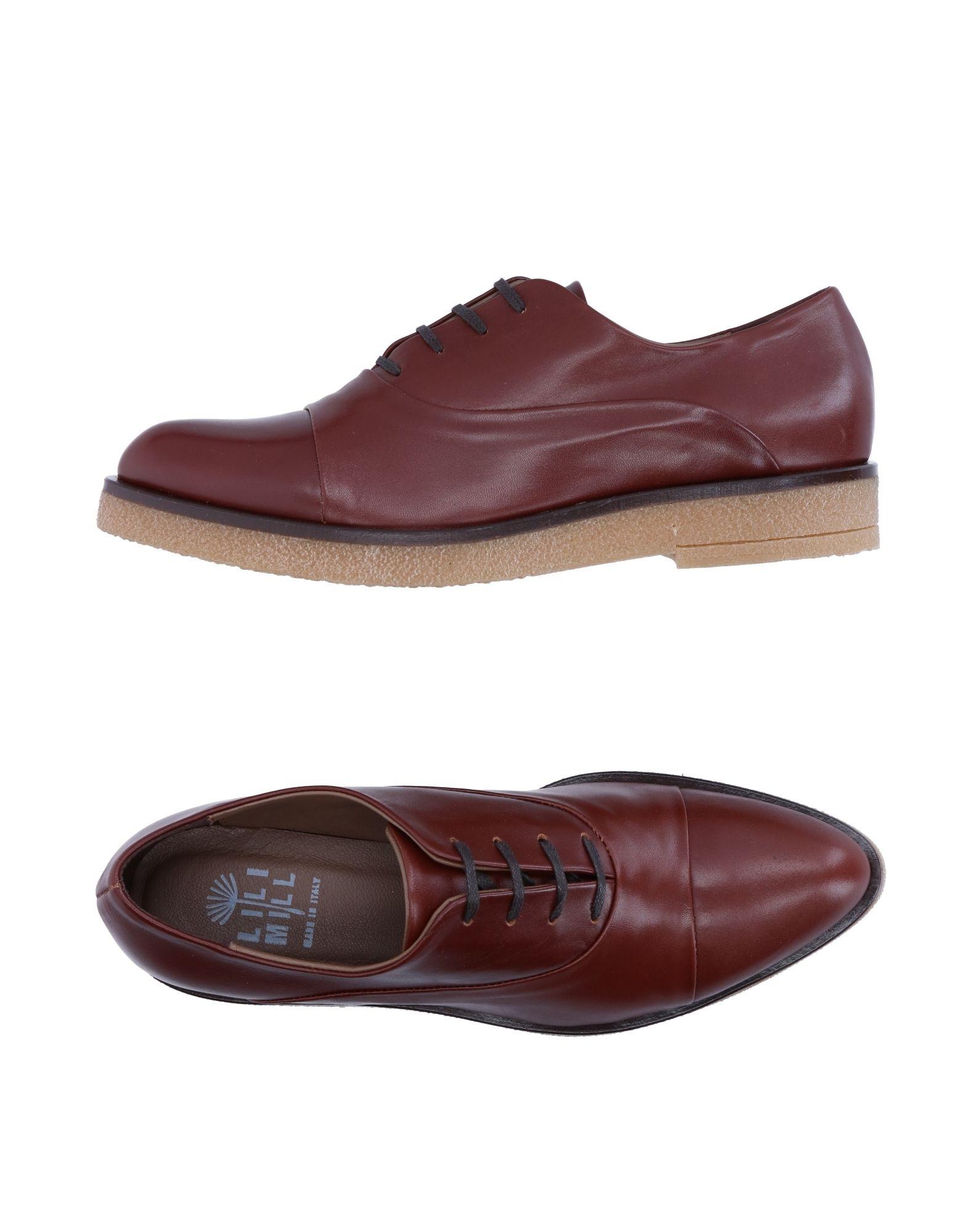 LILIMILL Обувь на шнурках цены онлайн