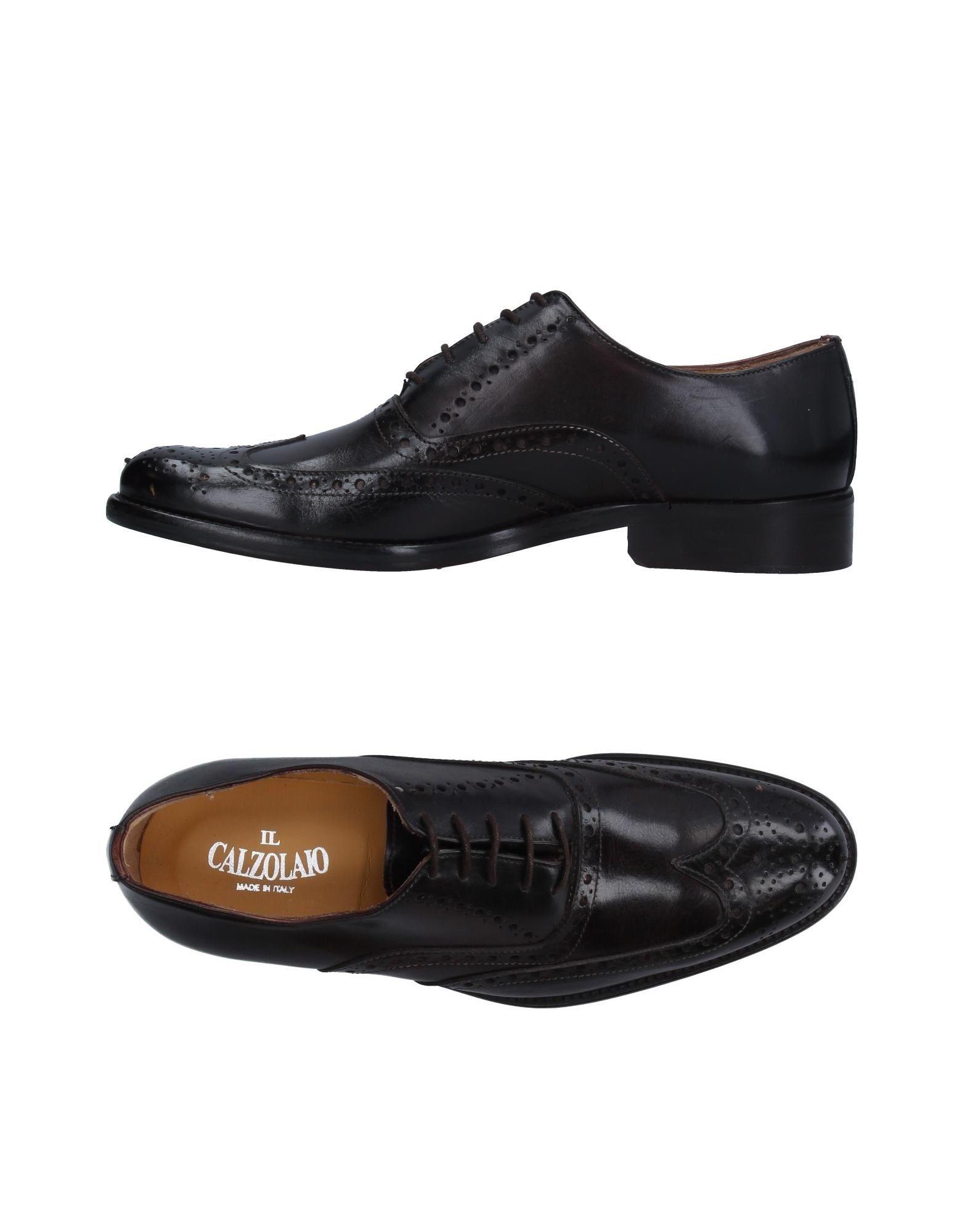 Фото IL CALZOLAIO Обувь на шнурках. Купить с доставкой