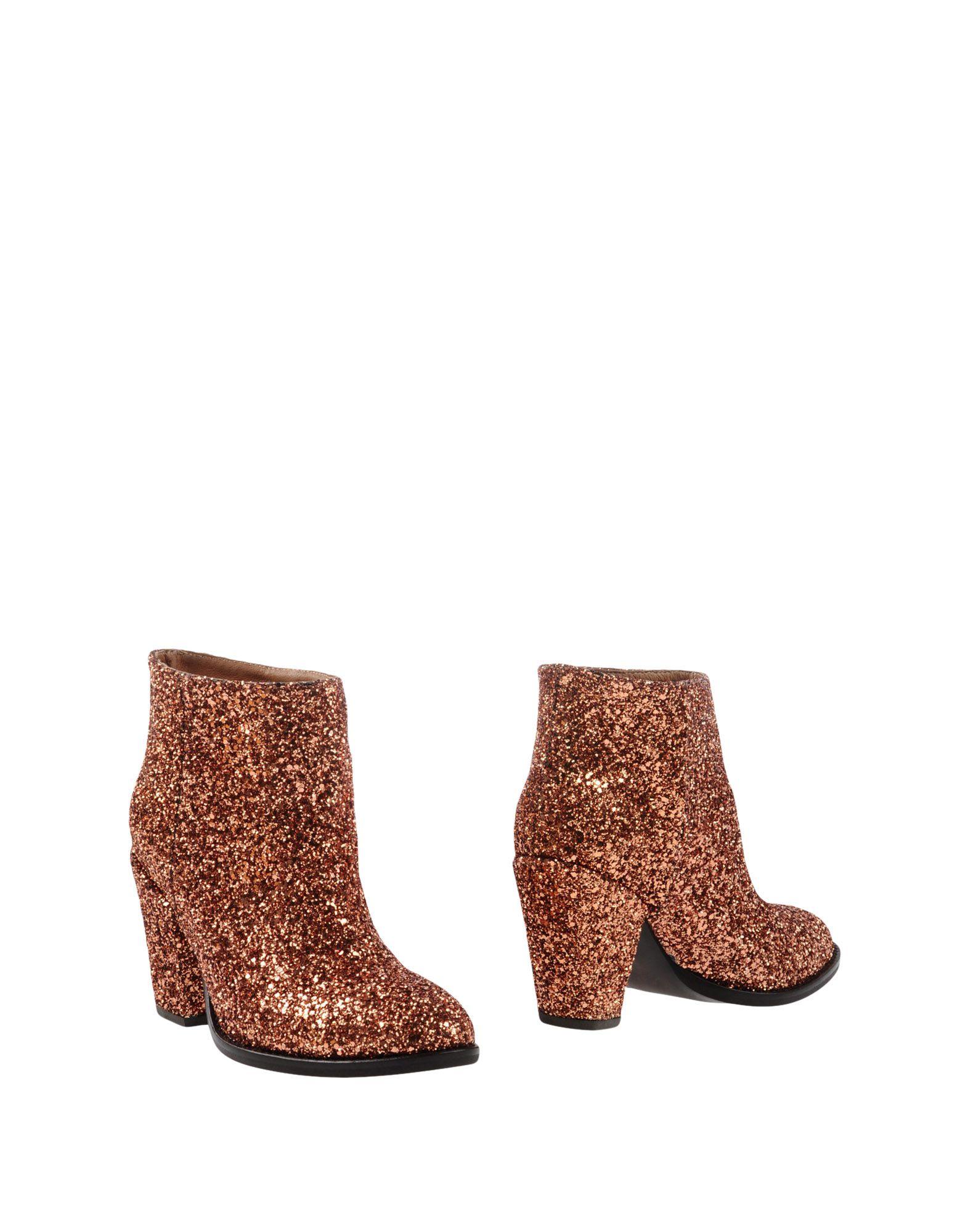ANIYE BY Полусапоги и высокие ботинки h by hudson полусапоги и высокие ботинки