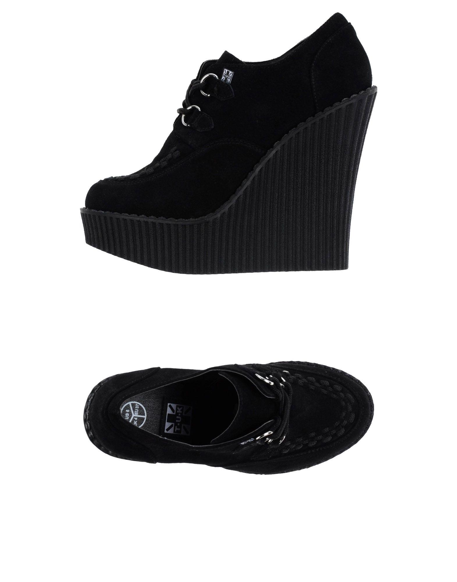 T.U.K Обувь на шнурках цены онлайн