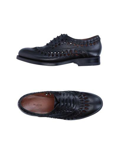 Обувь на шнурках от ALAÏA