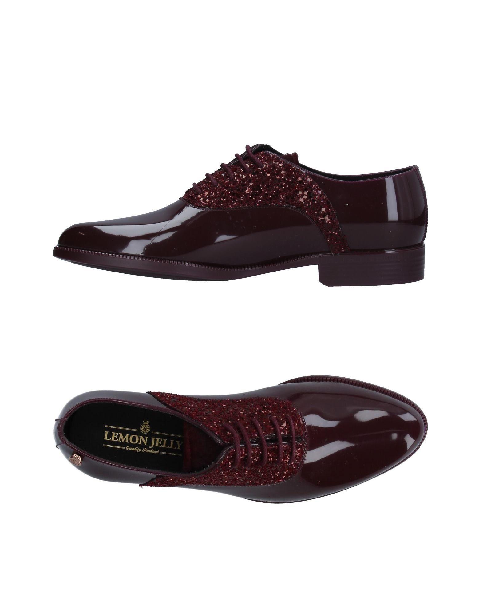 LEMON JELLY Обувь на шнурках цены онлайн