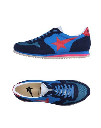 Фото - Низкие кеды и кроссовки от HAUS GOLDEN GOOSE синего цвета