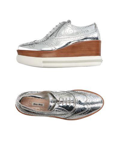 Обувь на шнурках MIU MIU 11270099EC