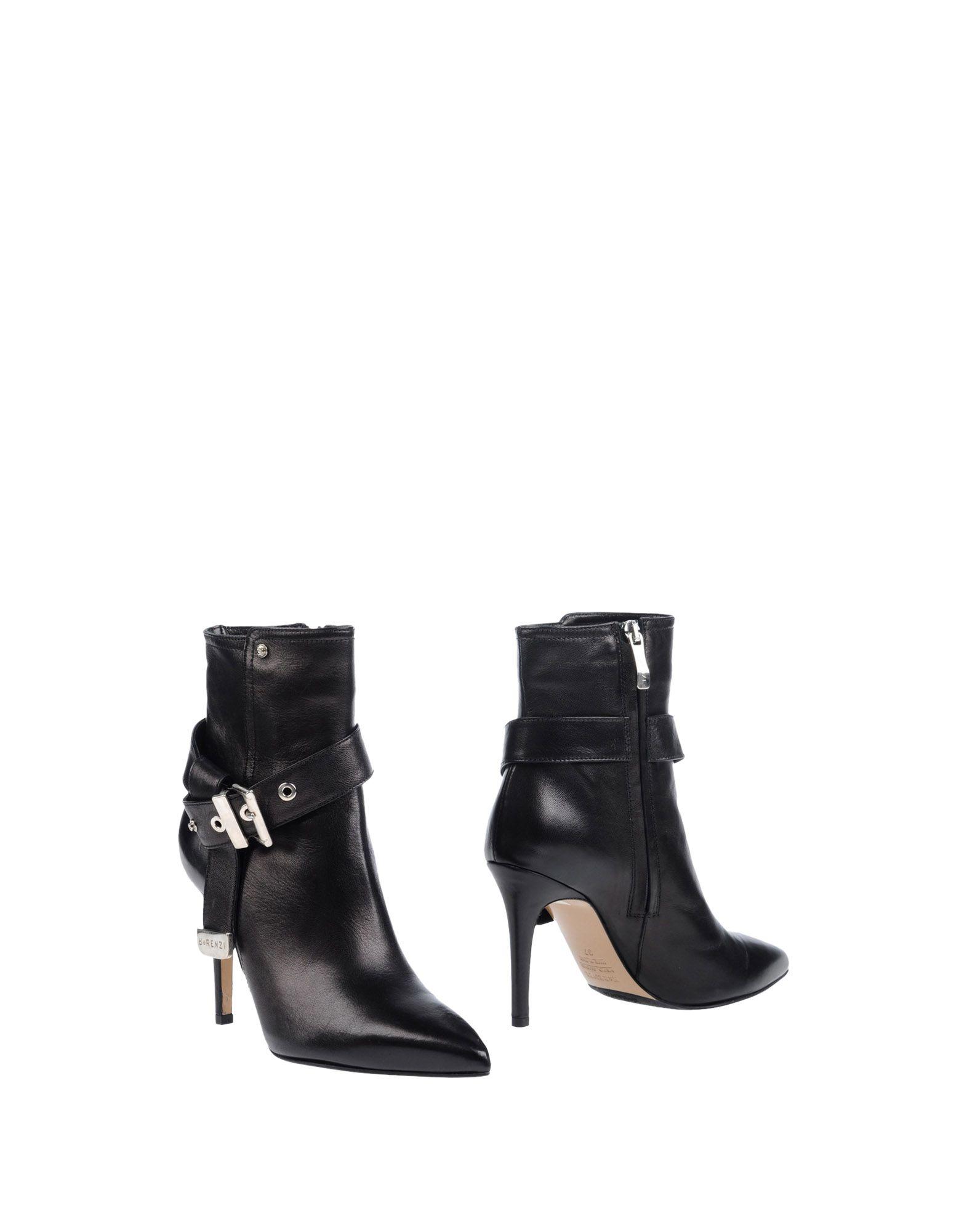 R&RENZI Полусапоги и высокие ботинки цены онлайн