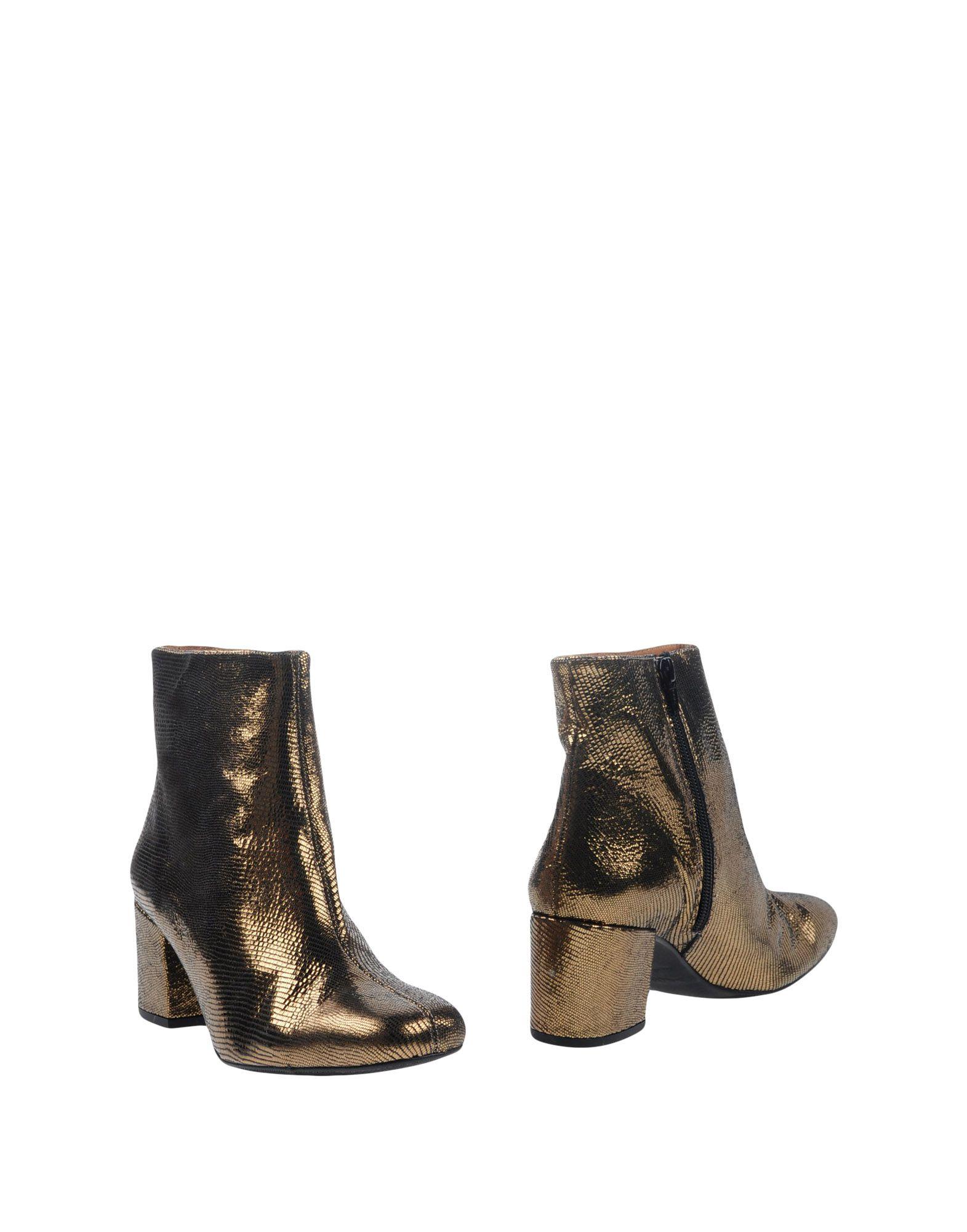 67 SIXTYSEVEN Полусапоги и высокие ботинки цены онлайн