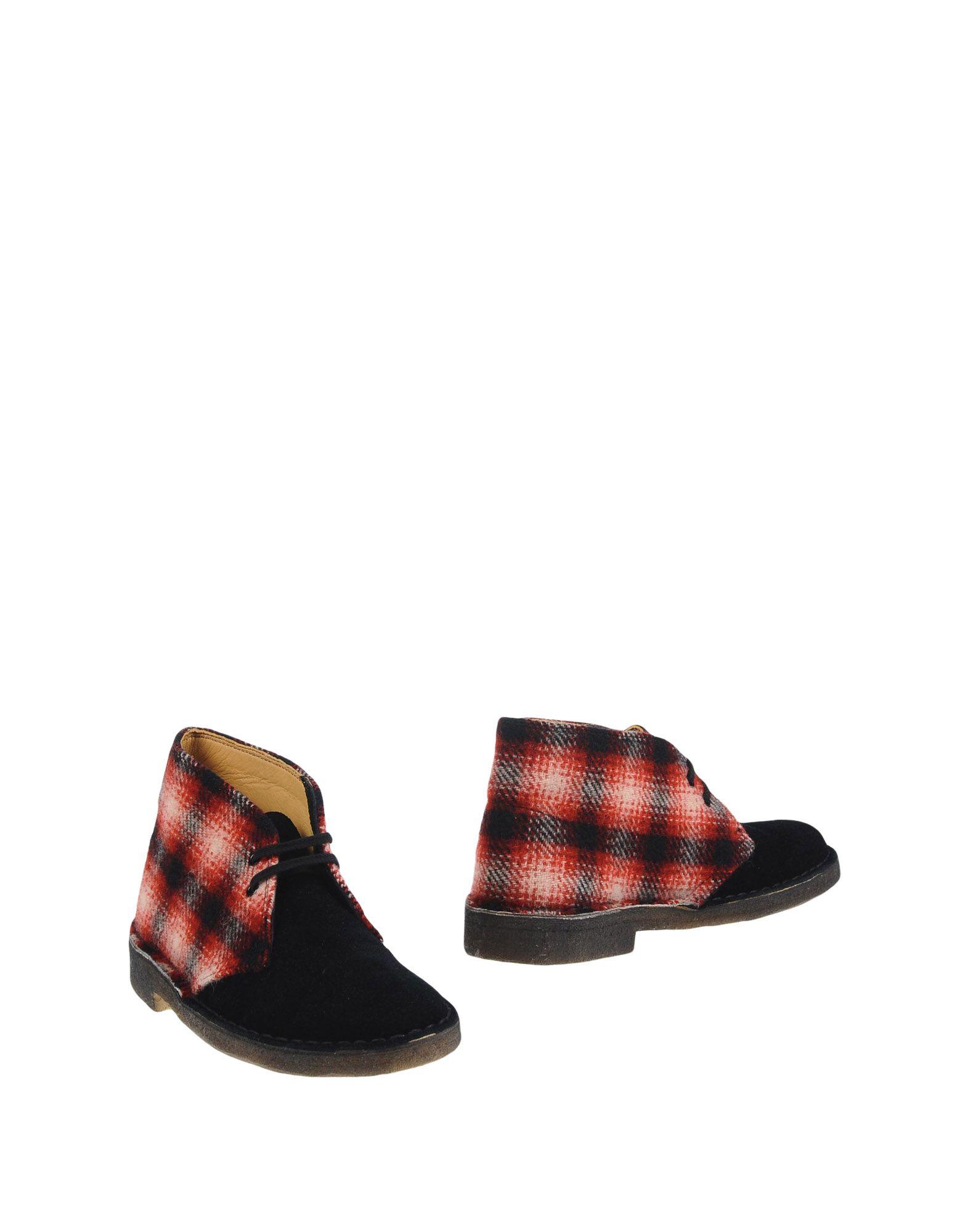 CLARKS ORIGINALS Полусапоги и высокие ботинки ботинки дерби clarks stafford park5