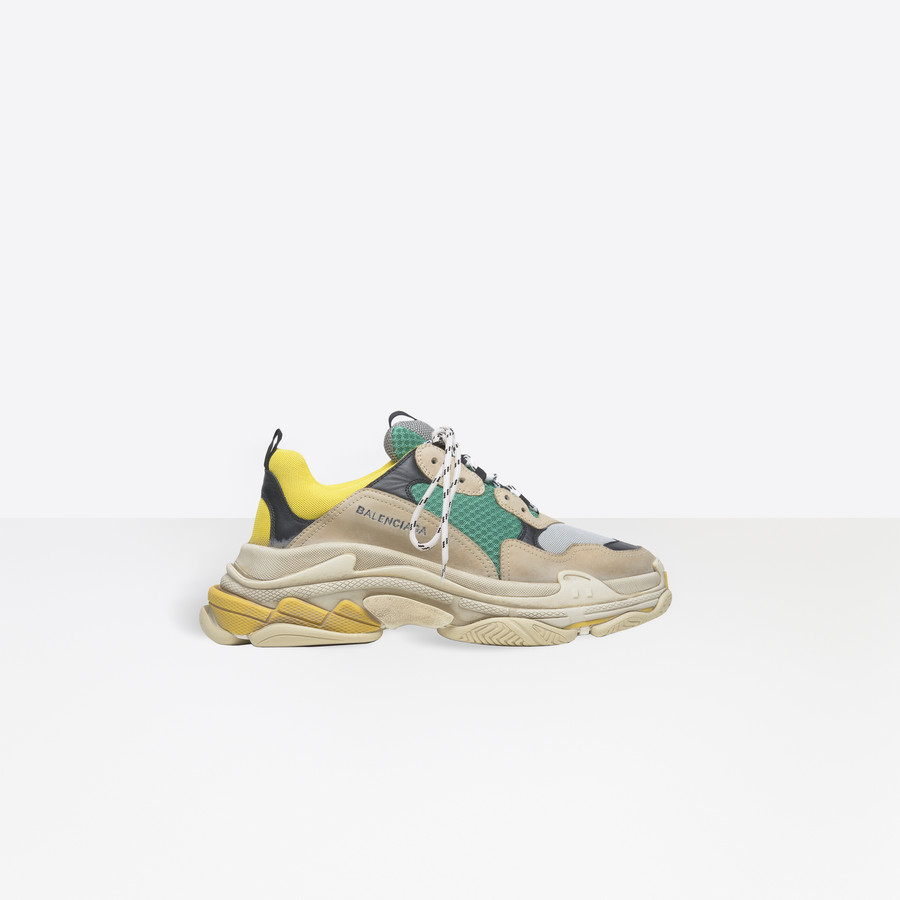 BALENCIAGA Triple S Trainers Triple S Shoes U f