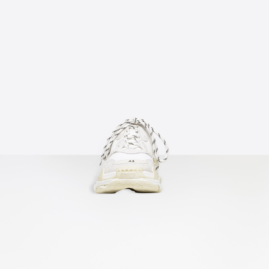 BALENCIAGA Triple S Trainers Triple S Shoes Man i